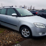 Skoda fabia 2009, Motorina/Diesel, 136000 km, 1400 cmc