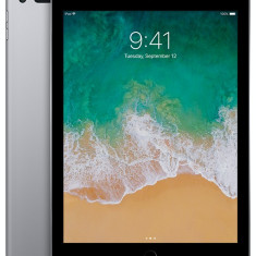 Ipad Apple 5 Generation gb wi-fi+4G space grey nou nouta sigilata, 1an!! PRET:1950lei, Gri, 128 GB, 9.7 inch