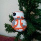 Jucarie handmade BB-8