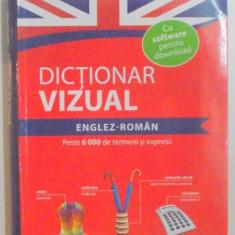 DICTIONAR VIZUAL ENGLEZ - ROMAN , PESTE 6000 DE TERMENI SI EXPRESII