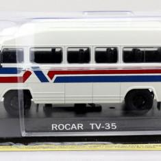 Macheta ROCAR TV-35 Masini de Legenda scara 1:43 - Macheta auto