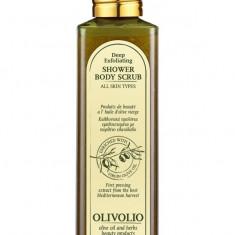 Olivolio Shower Body Scrub