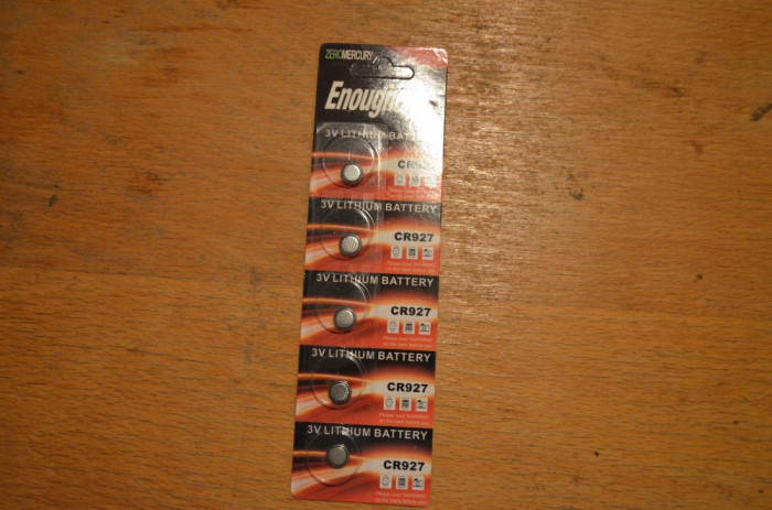 Baterii CR 927