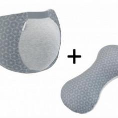 Set suport Dream Belt si perna multifunctionala 3 in1 Mum & B Babymoov