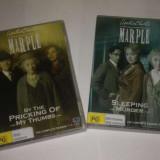 Agatha Christie's Marple  2004 6 sezoane  DVD, Crima, Romana