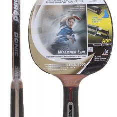 Waldner 1000 Table Tennis Paddle - Paleta ping pong Donic