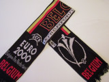 Fular fotbal - BELGIA (EURO 2000)