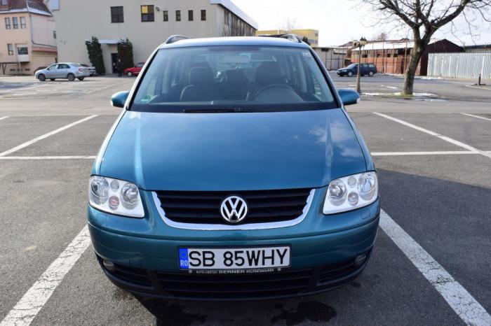 Volkswagen Touran 2.0TDI 140cai 2004