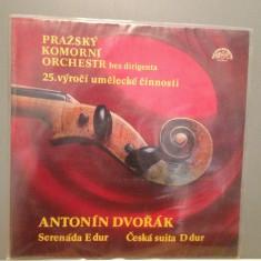 Dvorak - Serenada/Ceska Suita (1977/Supraphon/Cehia) - VINIL/Impecabil(NM) - Muzica Clasica