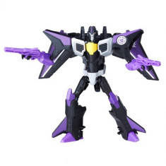 Robot Transformers Warriors Class Skywarp - Figurina Povesti Hasbro