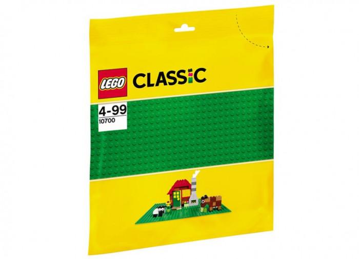 Placa de baza verde LEGO (10700)