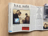 B.u.g. bug mafia intotdeauna pentru totdeauna caseta audio muzica hip hop rap, Casete audio, cat music