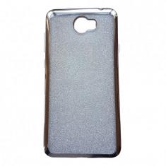 Husa silicon luciu miscator Huawei Y5 II gri - Husa Telefon