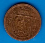 (MR61) MONEDA ROMANIA - 5 LEI 1930 REGENTA , MIHAI I