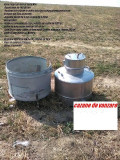 Cazane de tuica de inox si cupru, NOI Sunt realizate prin ambutisare(fara plumb