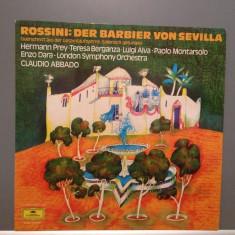 Rossini : Barber of Sevilla (1972/Deutsche Grammophon/RFG) - VINIL/Impecabil(NM) - Muzica Clasica