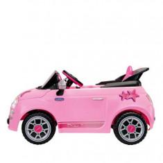 FIAT 500 STAR - Masinuta electrica copii