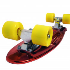 Penny board, Mad Abec-7, Metal Red - Skateboard