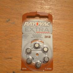 Baterii Auditiv 312 Rayovac