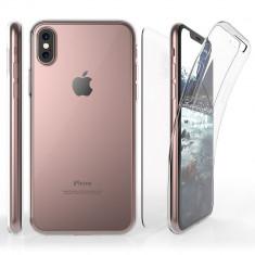 Husa silicon 360 fata+spate Iphone X
