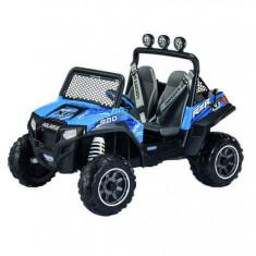 POLARIS RANGER RZR 900 BLUE - Masinuta electrica copii