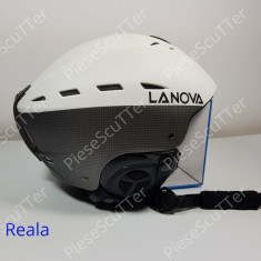 Casca Protectie Sky - Ski - Schi - Snowboard - 59 - 61cm - Casca ski