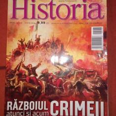 (D) - Revista Historia nr. 146 / martie 2014, Razboiul Crimeii atunci si acum - Revista culturale