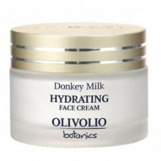 Olivolio Crema de fata hidratanta cu Lapte de magarita