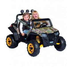 Polaris Ranger RZR 900 Camouflage - Masinuta electrica copii