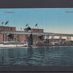 CONSTANTA, SILOZURILE - Carte Postala Dobrogea 1904-1918, Necirculata, Printata