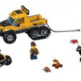 LEGO® City Misiune in jungla cu autoblindata 60159