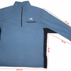 Bluza polar The North Face, Polartec, barbati, marimea XL - Imbracaminte outdoor