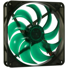 Ventilator Nanoxia DEEP SILENCE 140 MM PWM - 1400 RPM PWM, 140 mm, 700 rpm, 1400 rpm, 76.5 CFM - Cooler PC