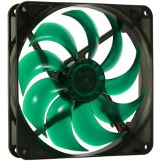 Ventilator Nanoxia DEEP SILENCE 140 MM PWM - 1400 RPM PWM, 140 mm, 700 rpm, 1400 rpm, 76.5 CFM - Cooler PC