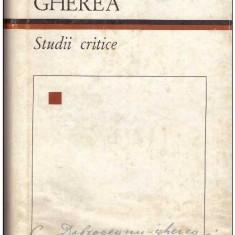 Studii critice - Autor(i): Constantin Dobrogeanu-Gherea - Biografie