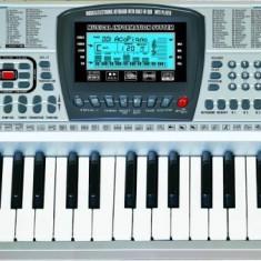 Orga electronica XY-329 USB cu 61 de clape - Vioara