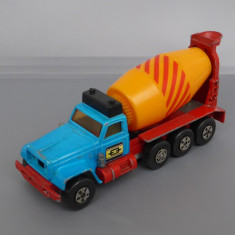 Cement Mixer, Matchbox Super Kings - Macheta auto