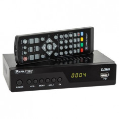 TUNER DVB-T2 HD CABLETECH - TV-Tuner PC