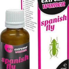 Picaturi Afrodisiace Femei Spanish Fly 30 ml - Stimulente sexuale