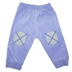 Pantaloni din catifea pentru bebelusi HB289, Marime: 0-1 luni, 1-3 luni, 3-6 luni, 6-9 luni, 9-12 luni