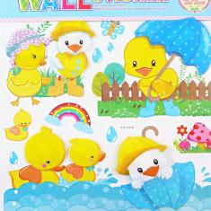 Sticker decorativ cu model ratuste