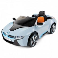 Masinuta electrica BMW I8 Concept Blue Chipolino - Masinuta electrica copii