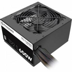 Sursa ThermalTake TR2 S 600W, ATX 2.3, PFC Activ, Eficienta 86%, Single Rail - Sursa PC