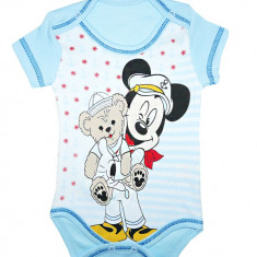 Body cu maneca scurta Baby Mickey BD198