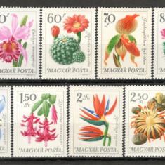 Ungaria.1965 Flori din Gradina Botanica  SU.154