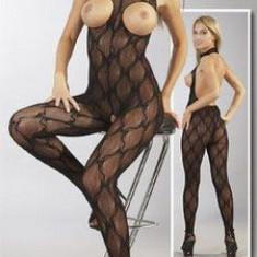 Catsuit Provocator Catsuit Busenfrei - Lenjerie sexy femei