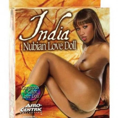 Papusa gonflabila India Nubian Love Doll - Papusi gonflabile