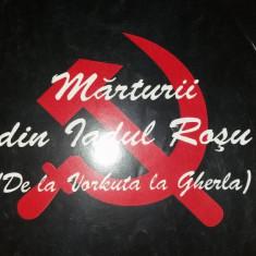 AURELIAN GULAN – MARTURII DIN IADUL ROSU (DE LA VORKUTA LA GHERLA)