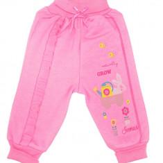 Pantaloni roz pentru fetite HF158