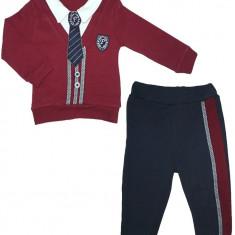 Costum elegant model cravata HBT241